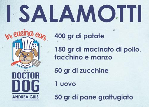 In Cucina Con Doctor Dog - I Salamotti