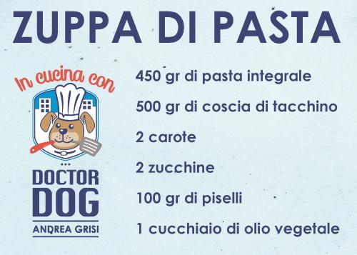 In Cucina Con Doctor Dog - Zuppa di pasta